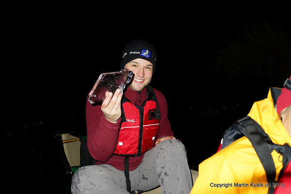 Arctic Canoe Adventure at Banning Nov 2013
