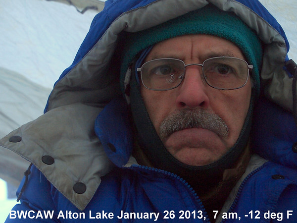 Kelso Snowcamping Adventure