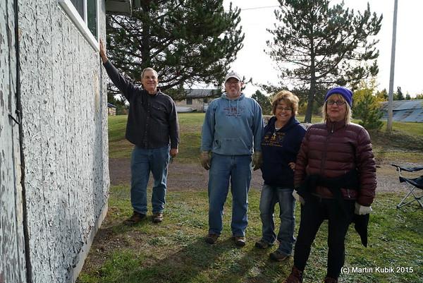 Stony River Cafe - Habitat for Humanity like project